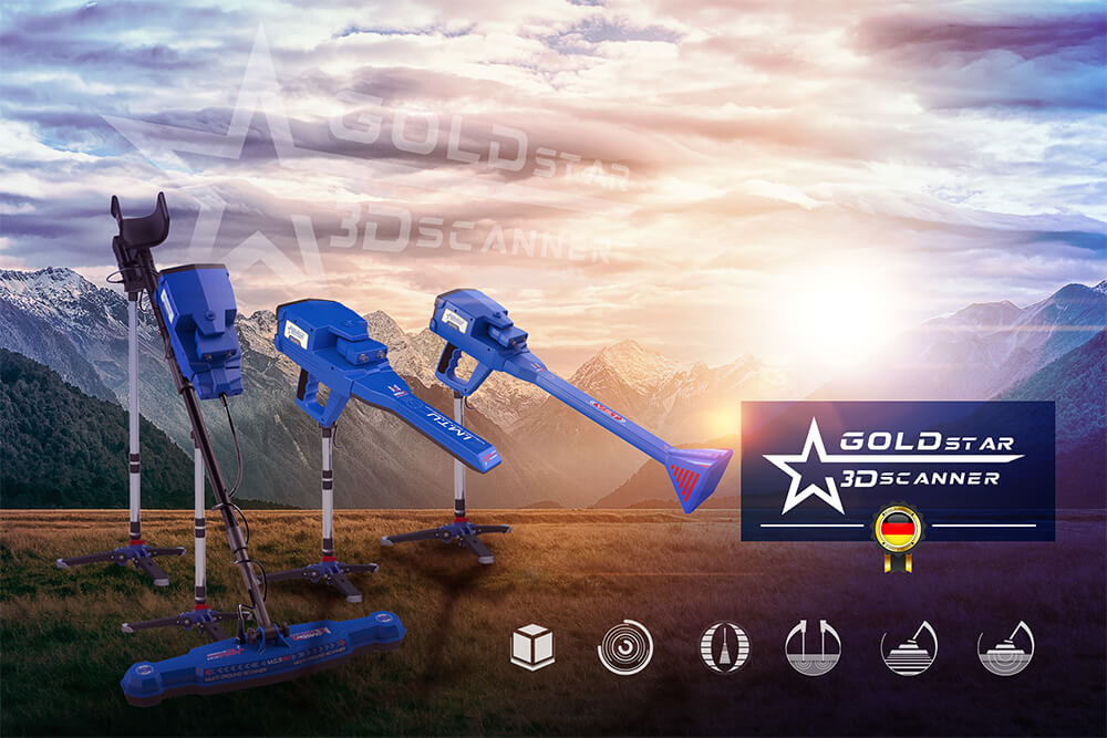 gold star 3d scanner